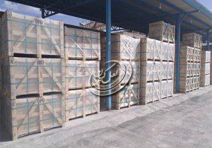 تراورتن صادراتی به عراق